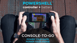 Logitech PowerShell Controller + Battery- Gaming On the Go