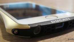 DRACOdesign VENTARE Aluminum Bumper for iPhone 5/5S Review - Sporty Curves with a Refined Finish