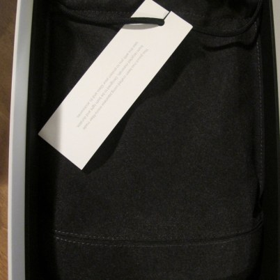The micro-fiber carrying case