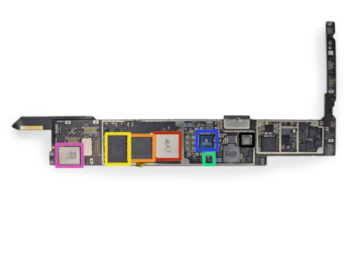 iPad Air Main Board