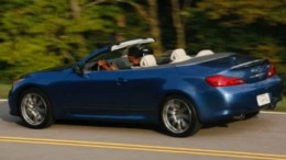 The Name Has Changed, but the Story Remains the Same for the 2014 Infiniti Q60S Convertible