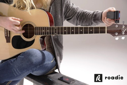 Roadie Tuner, The Ultimate Guitarist Tool Kickstarter Project  Roadie Tuner, The Ultimate Guitarist Tool Kickstarter Project
