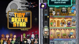 Star Wars: Tiny Death Star Puts You in Charge of an 8-Bit Death Star in this Tiny Tower Remake