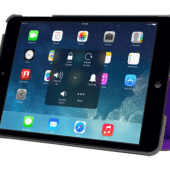 STM Studio for iPad Mini Takes a Stand for Simple Utility