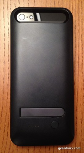 Mota Battery case for iPhone 5/5s Review - Great Battery Capacity in a Slim Form