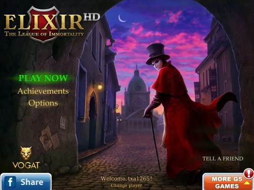 Elixir: The League of Immortality HD for iPad Review