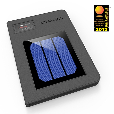 PowerBinder Solar Charging Binder Review