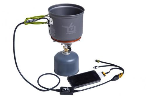 The PowerPot V Thermoelectric Generator Review - a Nice Dual-Purpose Camping Accessory