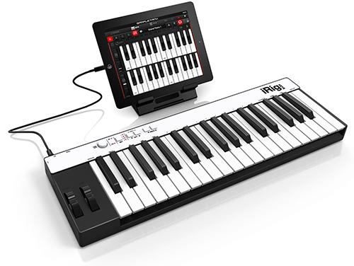 IK Multimedia Launches iRig Keys Pro with Full Sized Keys!