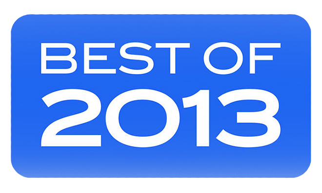 iTunes Best Of 2013