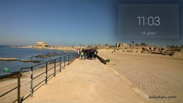 Touring Israel with Google Glass - Technology Meets Tradition #throughglass