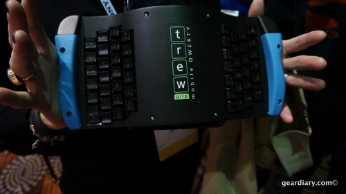 Productivity Keyboards and Mice iPad Gear CES
