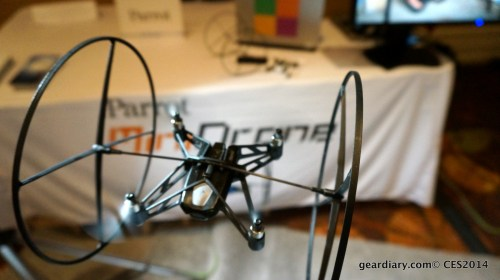 Parrot MiniDrone Takes Flight at CES 2014