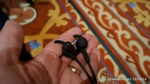 Jabra Goes Big... and Small at CES 2014