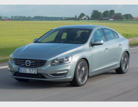 2014 Volvo S60 is Solid Midsize Sedan Upgraded