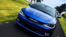 Debut of the All-New 2015 Chrysler 200 Midsize Sedan in Detroit