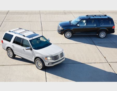 2015 Lincoln Navigator Unveiled - All New and Powered by EcoBoost