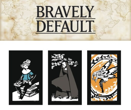 Bravely Default Review on Nintendo 3DS  Bravely Default Review on Nintendo 3DS  Bravely Default Review on Nintendo 3DS