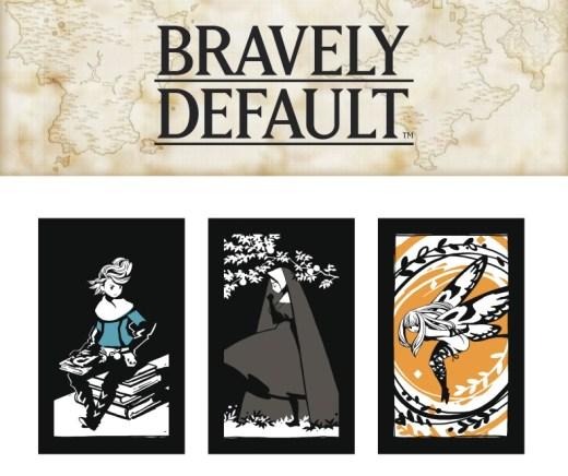 BravelyDefault-ARcards