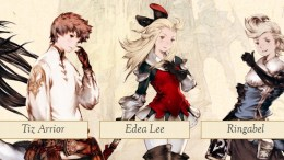 Bravely Default Review on Nintendo 3DS
