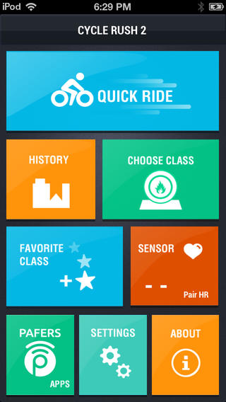 Cycle Rush