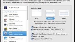 GearDiary Mac OS X Quick Tip: Manage Notifications in Mavericks