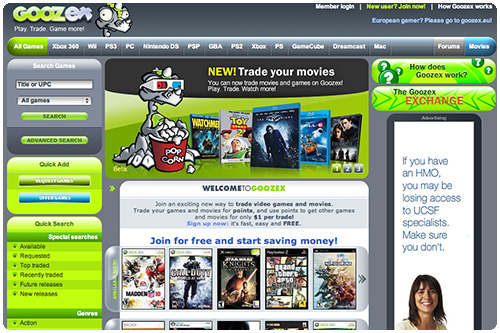 Game Trading Site Goozex Seems to Be Gone for Good