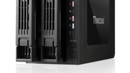 Thecus N2310 NAS System Is an Affordable Entry into Advanced Home Data Storage
