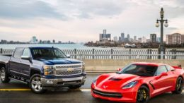 Chevrolet Sweeps in Detroit as Corvette Named Top Car and Silverado Top Truck