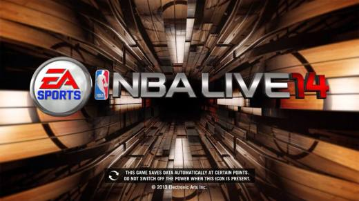 NBA Live 14 on PlayStation 4 Review