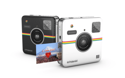 Polaroid and iLuv Announcements from CES 2014!