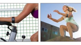 Scosche introduced new heart-rate monitor technology at CES 2014