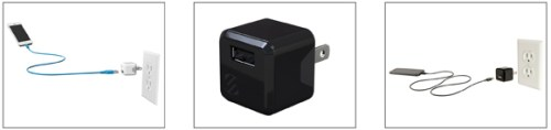 Scosche Launches superCUBE at CES 2014? - Smallest 12W USB Wall Charger