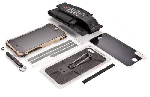 Sector 5 Black Ops Elite iPhone 5 5S Case