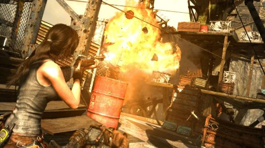 Tomb Raider Definitive Edition Review on PlayStation 4  Tomb Raider Definitive Edition Review on PlayStation 4  Tomb Raider Definitive Edition Review on PlayStation 4  Tomb Raider Definitive Edition Review on PlayStation 4