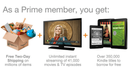 Amazon Prime Fee May Rise By $20 - $40