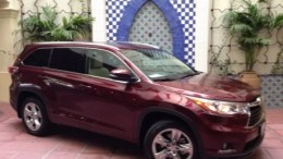2014 Toyota Highlander Proves 'Third Time's the Charm'