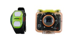GearDiary Iron X Action Camera Review