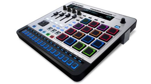 M-Audio Trigger Finger Pro announced at NAMM 2014