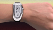 Surreal Melting Watch Inspired By Salvador Dali Distorts Your Mind