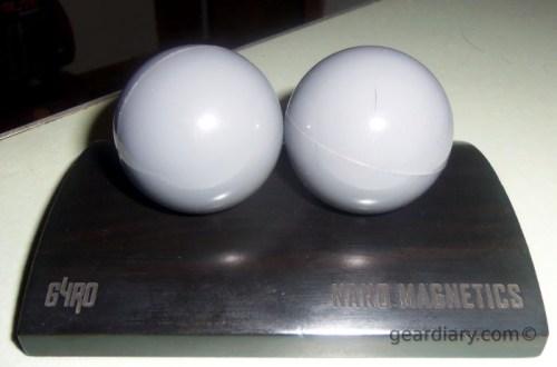 Nanodots Gyro Duo Magnetic Toys - Proxies