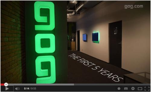 GoG Celebrated 5 Years