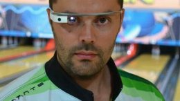 PBA Bowler Jason Belmonte Wears Google Glass While Qualifying for Tournament of Champions