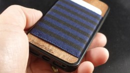 The jimmyCASE iPhone 5S Case/Wallet Combo