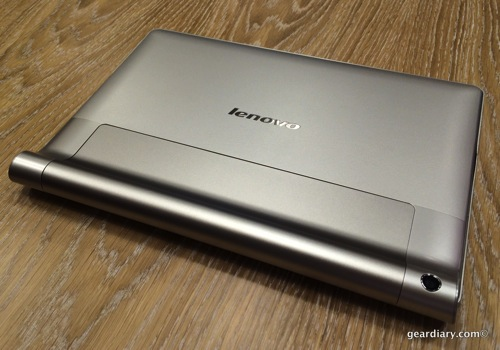 Hands-On With the Lenovo Yoga Tablet 10 HD+ at MWC 2014