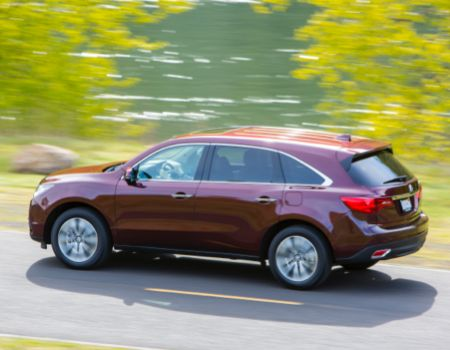 2014 Acura MDX is All New from the Ground Up  2014 Acura MDX is All New from the Ground Up