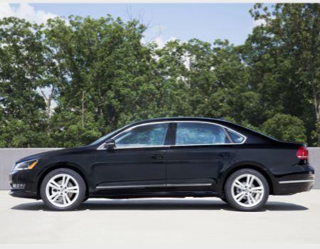 2014 Volkswagen Passat Offers Value with (German) Accent on Driving  2014 Volkswagen Passat Offers Value with (German) Accent on Driving