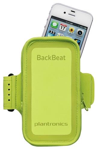 BackBeat FIT green case phone screen rgb 22JAN14