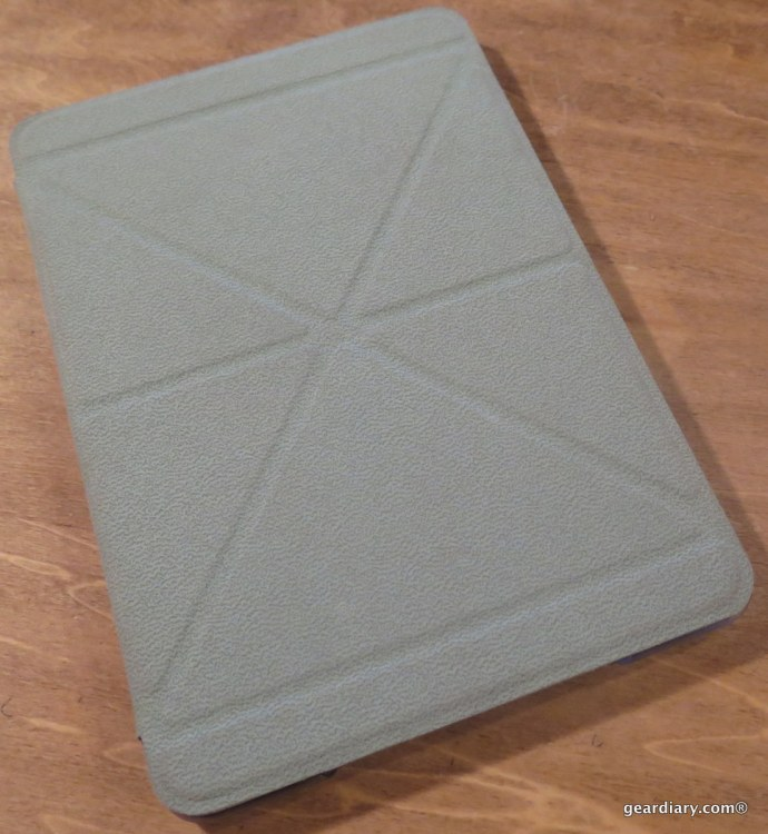 Moshi VersaCover Mini Origami Case for iPad Mini Retina