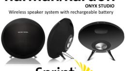 Harman Kardon Onyx Studio Wireless Speaker System a Sprint Exclusive